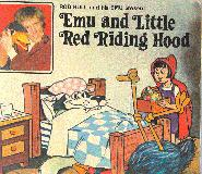 Rod Hull ; Emu and Little Red Riding Hood