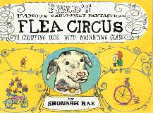 Fred\'s Famous Fabulously Fantastical Flea Circus.  A Counting Book