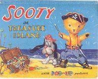Sooty on Treasure Island ; with Pop-up pictures