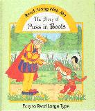 The  Story of Puss in Boots ; Read Along With Me, Easy to Read Large Type