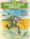 The Sesame Street Library With Jim Henson\'s Muppets Volume 7 Featuring The Letters N, O And P And The Number 7