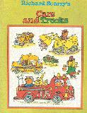 Richard Scarry's First Little Learners Cars and Trucks