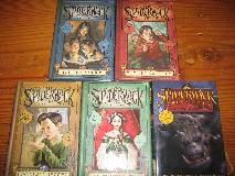 All the five books of THE SPIDERWICK CHRONICLES