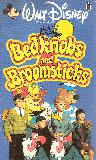 Bedknobs and Broomsticks, Walt Disney PRODUCTIONS