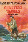 GULLIVER'S TRAVELS  (Great Illustrated Classics, F224-41)