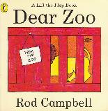 Dear Zoo, A Lift-the-Flap Book