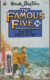 FIVE HAVE PLENTY OF FUN - THE FAMOUS FIVE #14