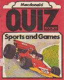 Sports and Games - Macdonald QUIZ BOOKS