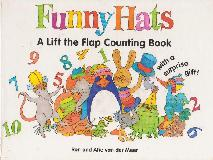 FunnyHats A Lift the Flap Counting Book