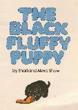 THE BLACK FLUFFY PUPPY