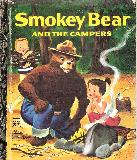 Smokey Bear AND THE CAMPERS