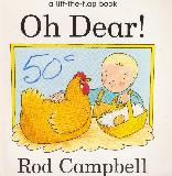 Oh Dear! (a lift-the-flap book)