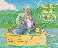 Just You and Me, Grandpa: A pop-up story about a special day