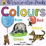 Winnie-the-Pooh Colours