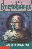 Goosebumps THE CURSE OF THE MUMMY\'S TOMB, #5