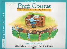 Alfred\'s Basic Piano Library Prep Course FOR THE YOUNG BEGINNER Solo Book Level B