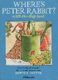 WHERE'S PETER RABBIT? a lift-the-flap book