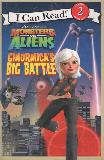 GINORMICA\'S BIG BATTLE: I Can Read! READING 2 WITH HELP DREAMWORKS MONSTERS VS ALIENS