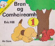 Bran ag Comhaireamh (Spot learns to count)