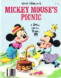 WALT DISNEY'S MICKEY MOUSE'S PICNIC (100-55)