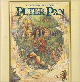 J.M. BARRIE'S A TREASURY OF PETER PAN STORIES: THE NEVER NEVER LAND