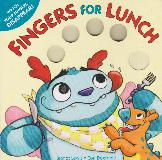 FINGERS FOR LUNCH {Watch your fingers DISAPPEAR!)