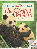 The GIANT PANDA (Fold out Find out)