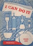PRINTING - I CAN DO IT Book One