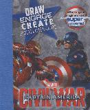 Marvel Captain America - Civil War Draw Engage Create Sketchbook (Paperback)