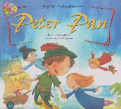 Peter Pan (English Indonesian)