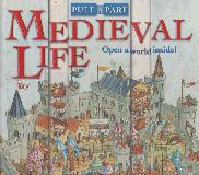 MEDIEVAL LIFE: Open a world inside! (PULL A PART)