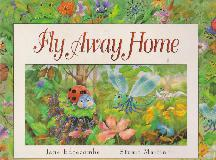 Fly Away Home. A POP-UP BOOK