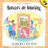 Monsters are Knocking (An Open-the-Door Book)