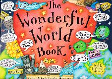 The Wonderful World Book (With pop-up Globe!)