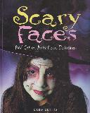Scary Faces And Other Arty Face Paintings