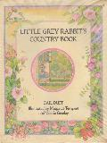 LITTLE GREY RABBIT'S COUNTRY BOOK