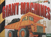 GIANT MACHINES (A POP UP BOOK)